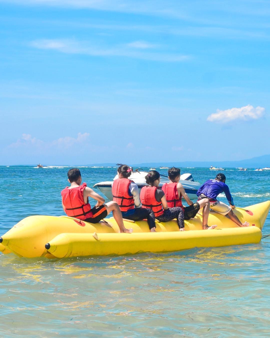 What to See in Bali; Tanjung Benoa Watersport