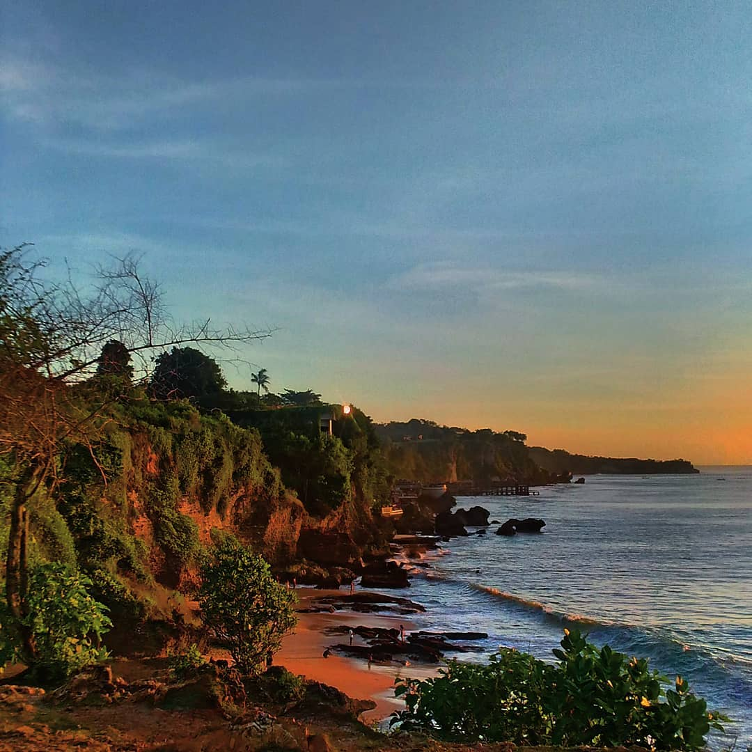 Beaches in Bali; Tegal Wangi Beach