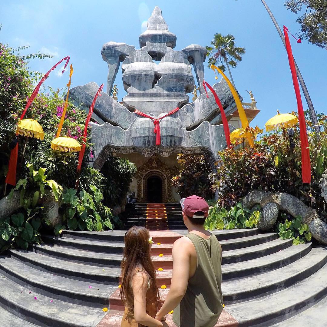 Places to See in Bali; The Blanco Renaissance Museum