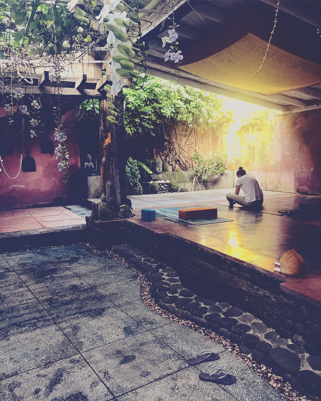 Yoga Retreat in Bali; The Temple Lodge