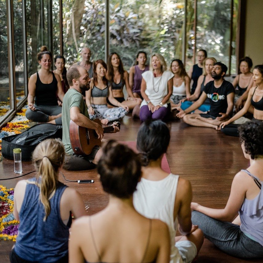 Yoga Retreat in Bali; The Yoga Barn