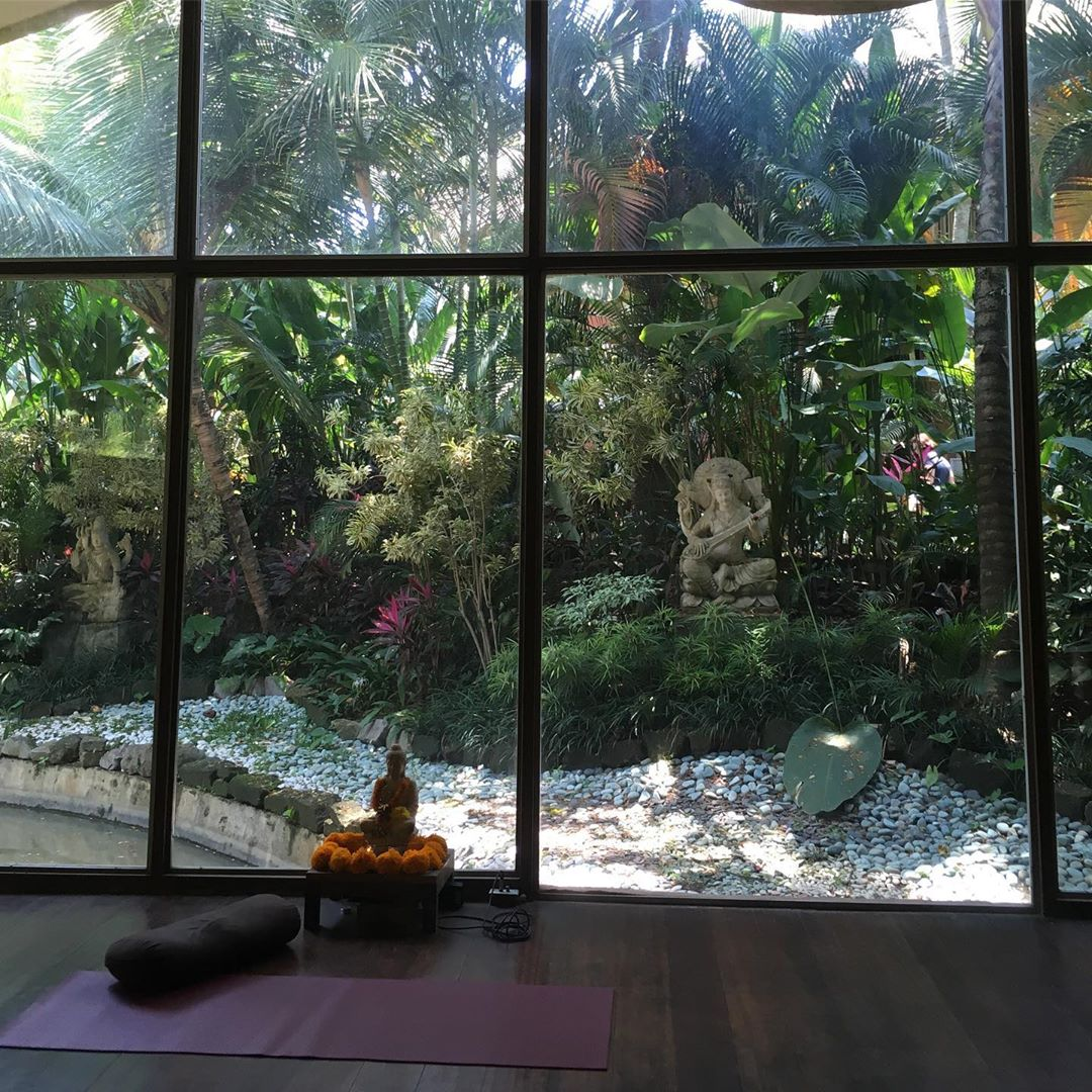 Places to See in Bali; The Yoga Barn