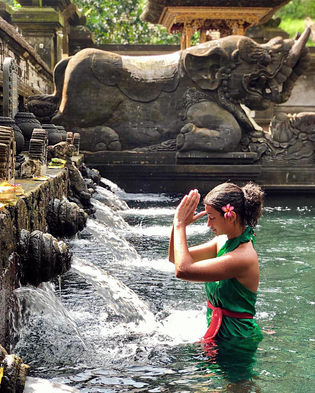 What to See in Bali; Tirta Empul
