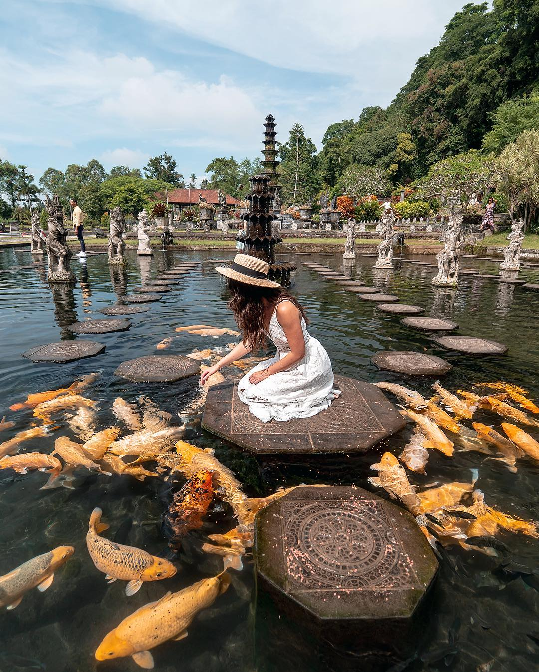 Places to See in Bali; Tirta Gangga