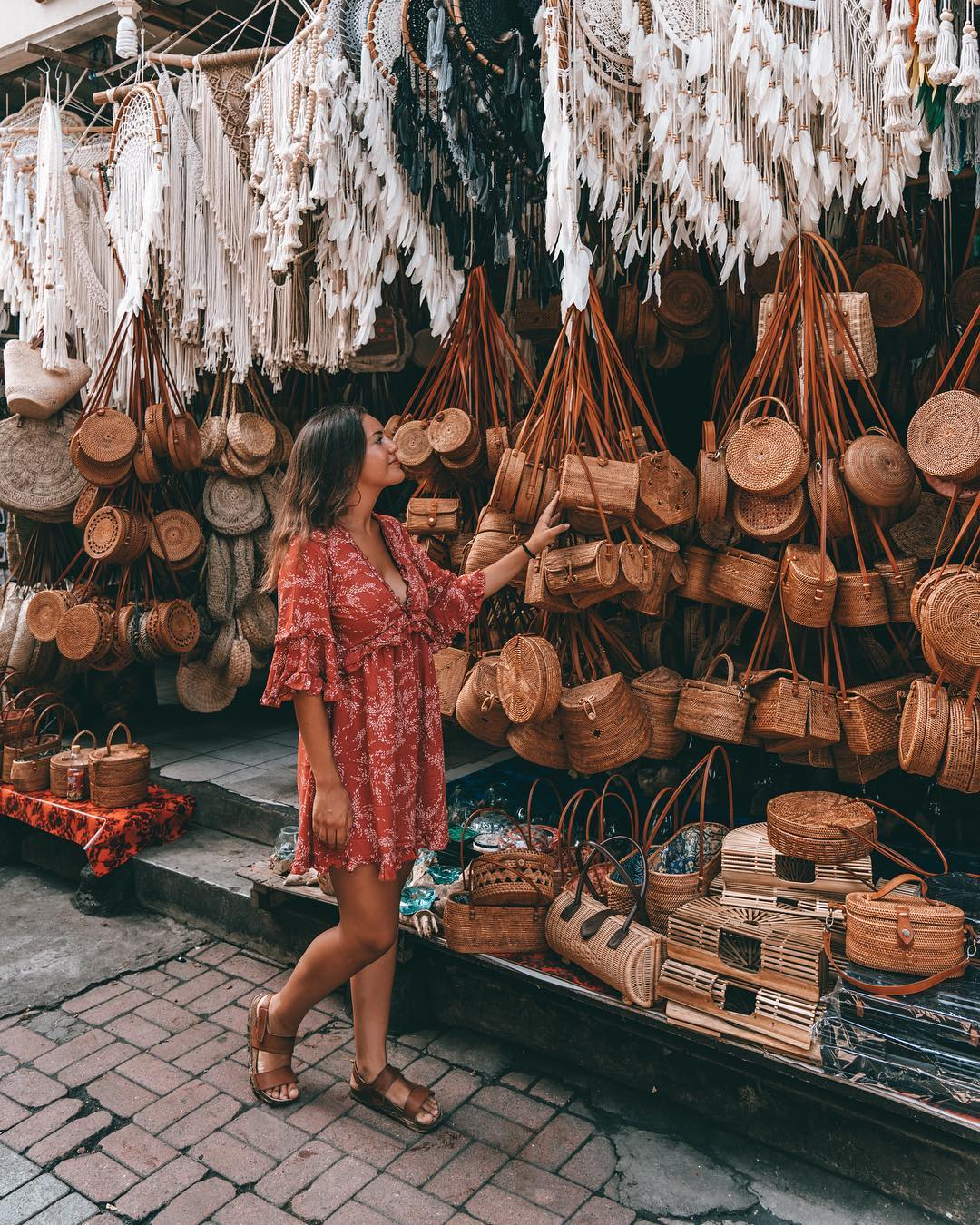 What to See in Bali; Ubud Art Market