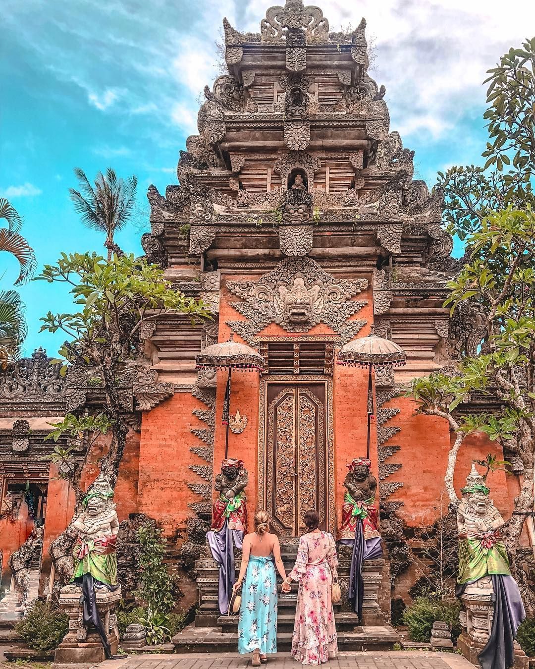 What to See in Bali; Ubud Palace