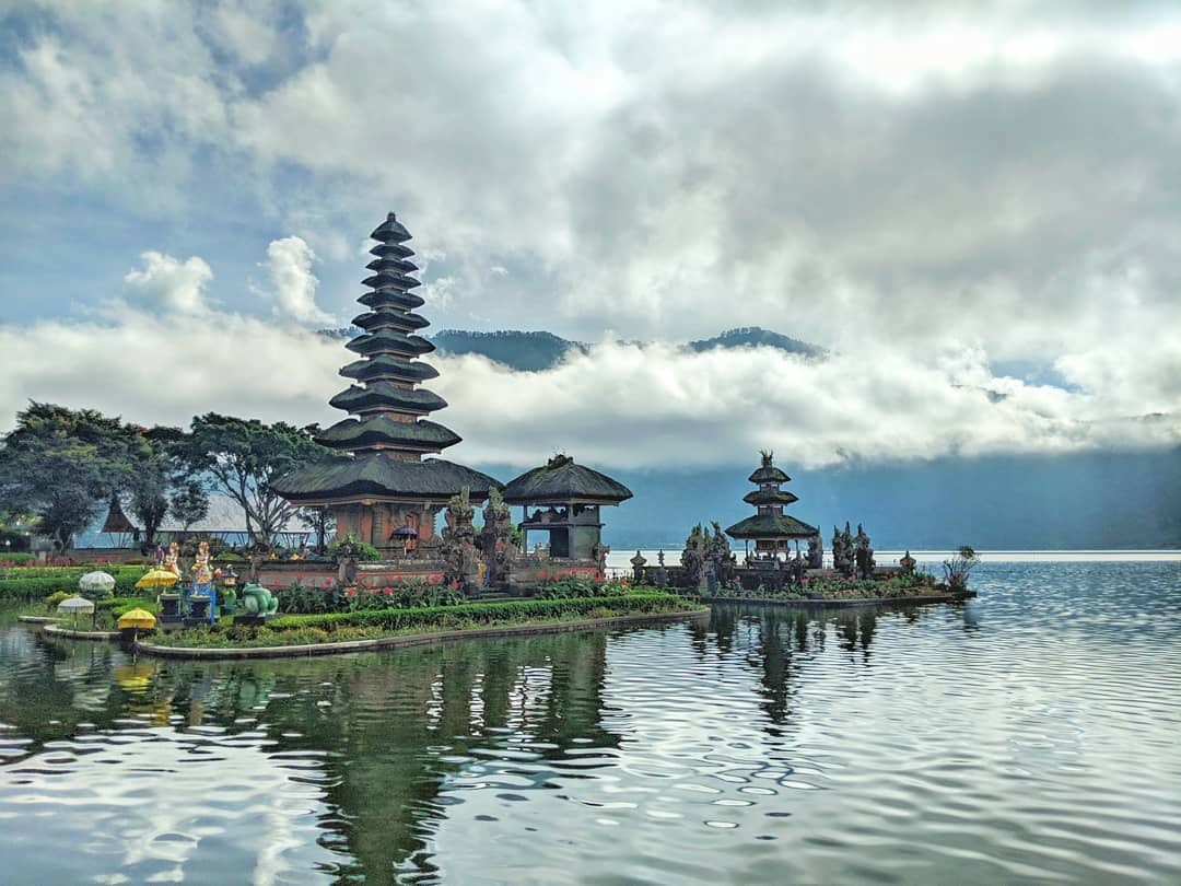 Places to See in Bali; Ulun Danu Beratan Temple