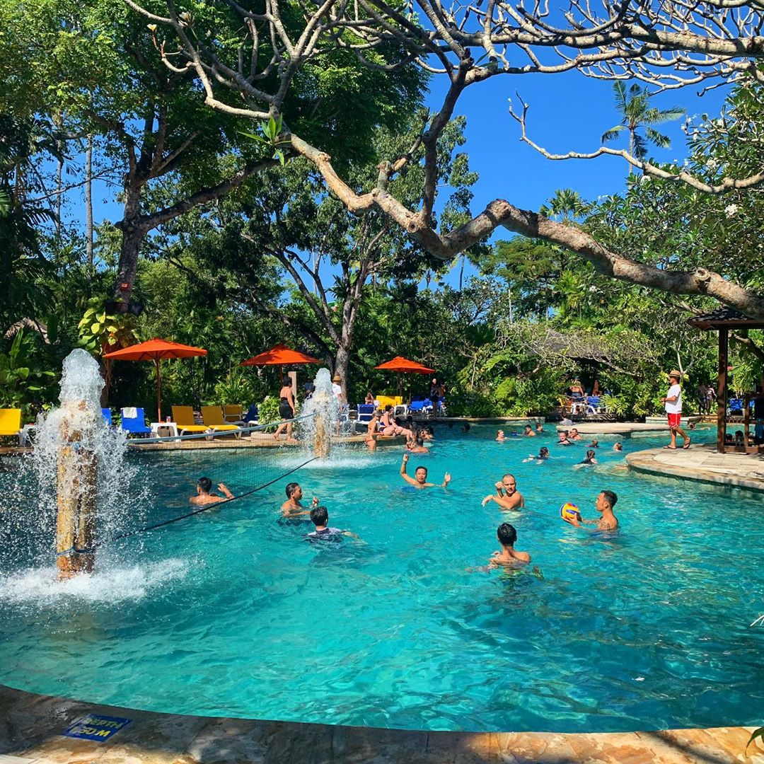 What to See in Bali; Waterbom Bali