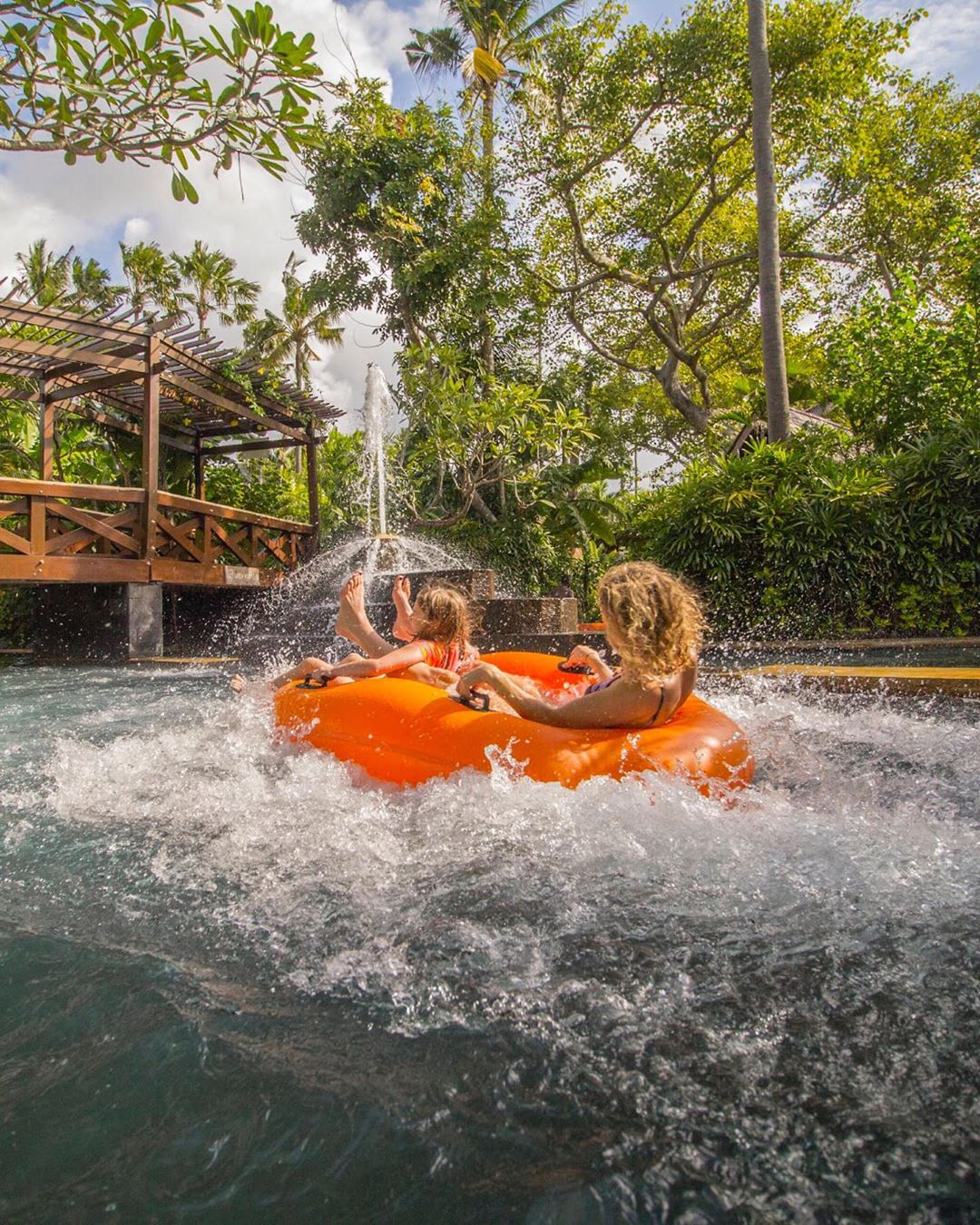 Activities in Bali; Waterbom Bali