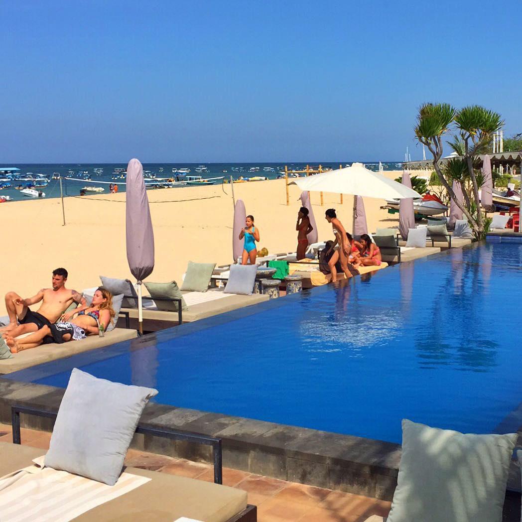 Bali Beach Club; Whacko Beach Blub