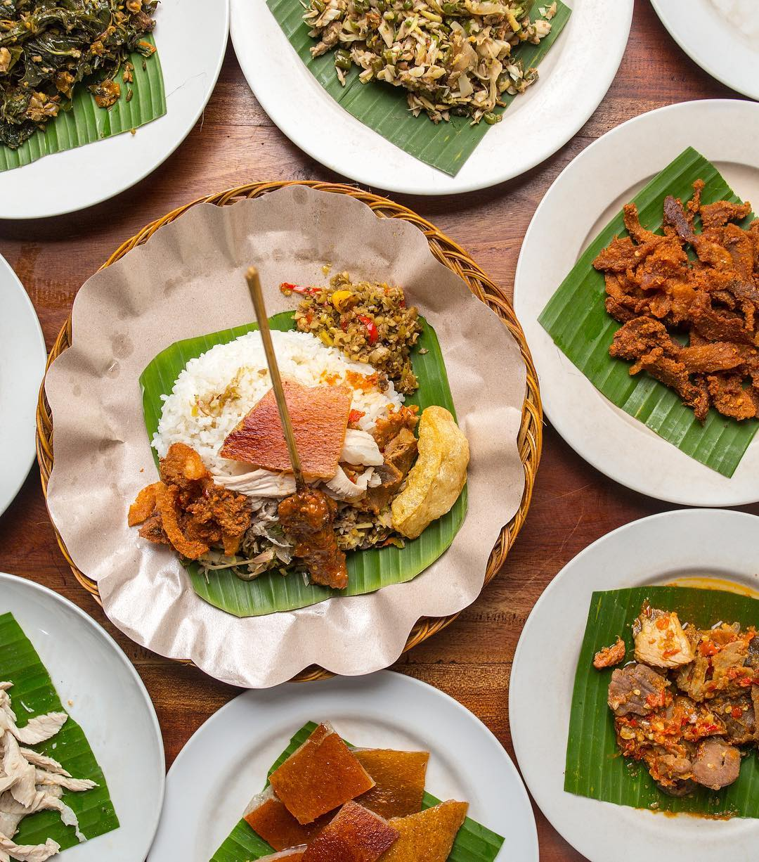 Seminyak Restaurants: Babi Guling Pak Malen by @gofoodbali