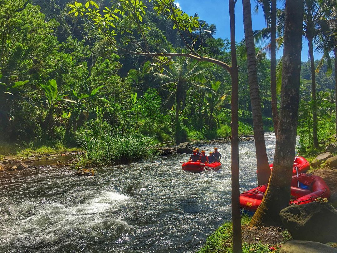 Bali Rafting - IG @catatansijamur