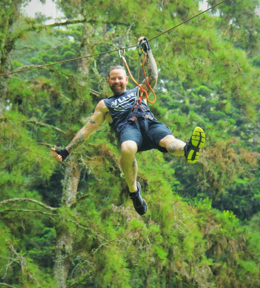 Bali Treetop Adventure Park - IG @novakbrennan