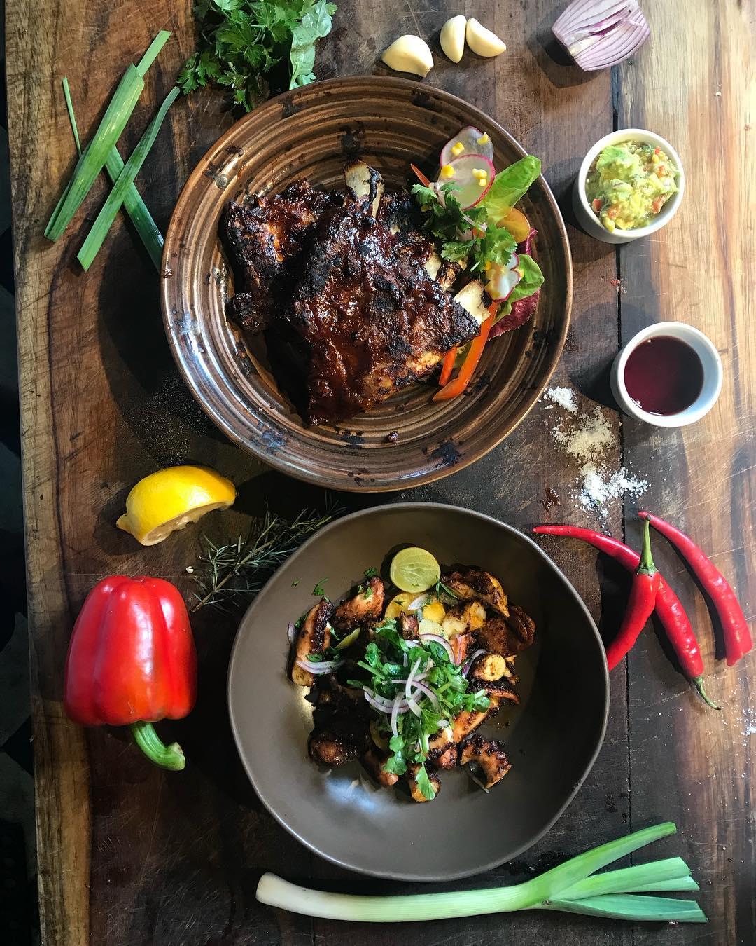 Seminyak Restaurants: Barbacoa Seminyak by @barbacoabali