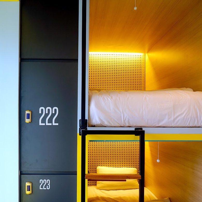 Kuta Hotel: Borough Capsule Hostel by @boroughbali