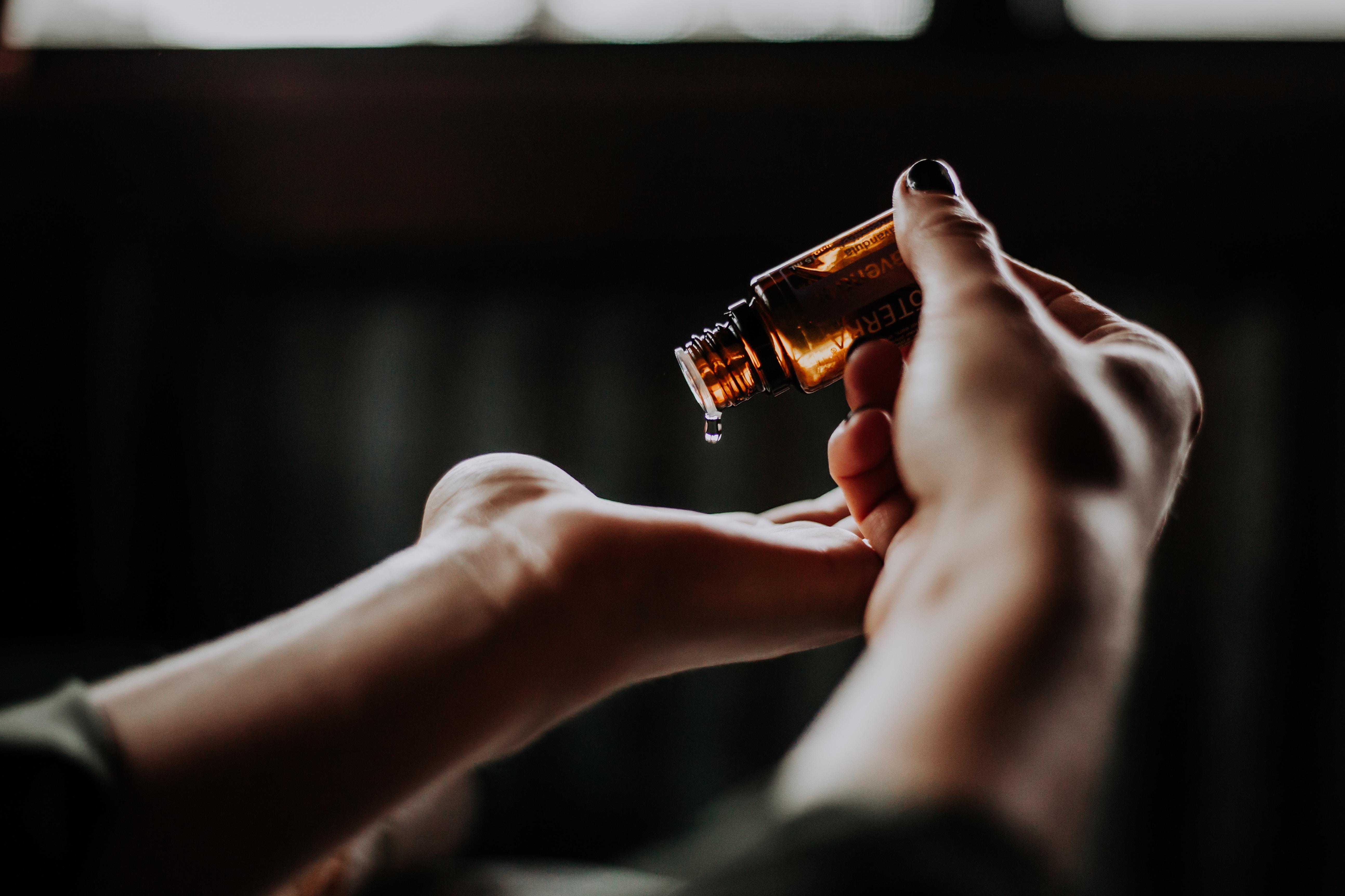 Custom Fragrance by Christin Hume on Unsplash