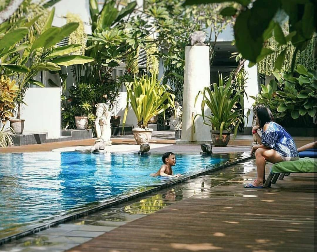 Hotel Kuta: Eden Hotel Kuta by @foodcious