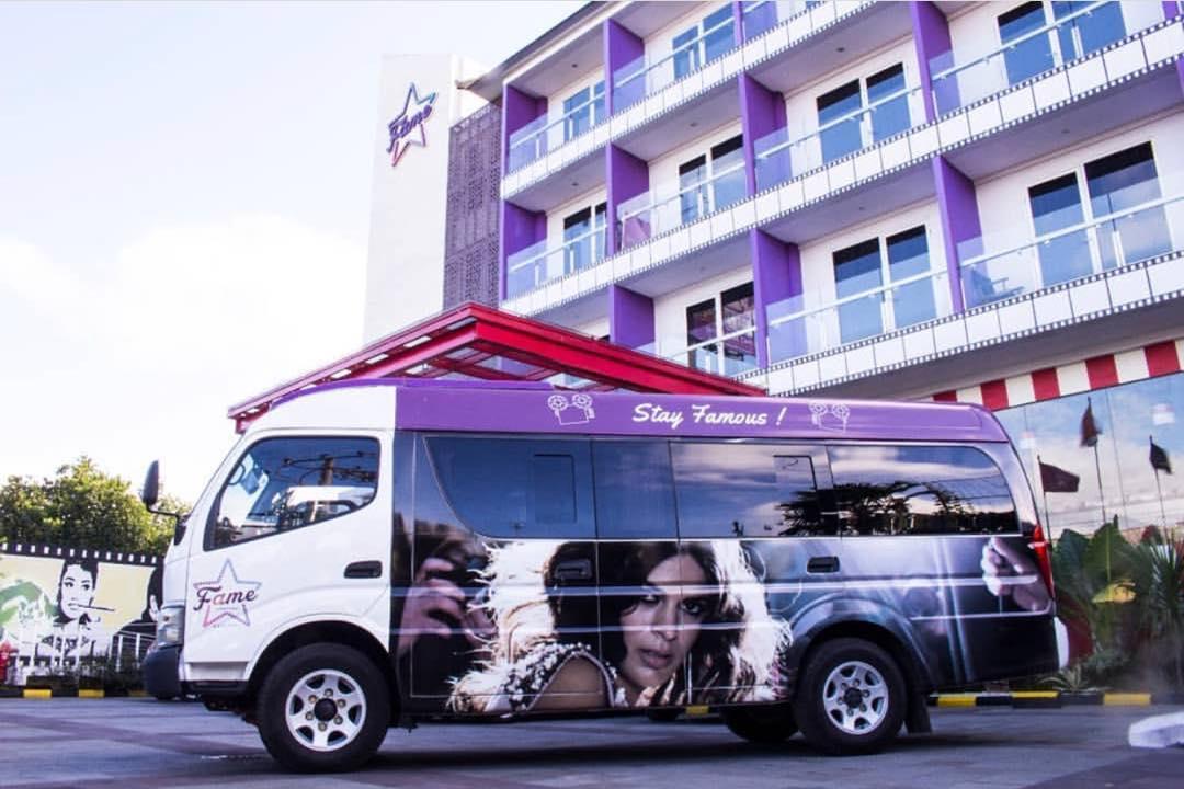 Hotel Kuta: Fame Hotel Sunset Road by @famesunsetroad