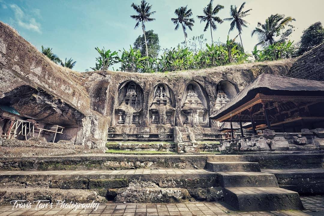 Bali Temple: Pura Gunung Kawi by @travistan_photography