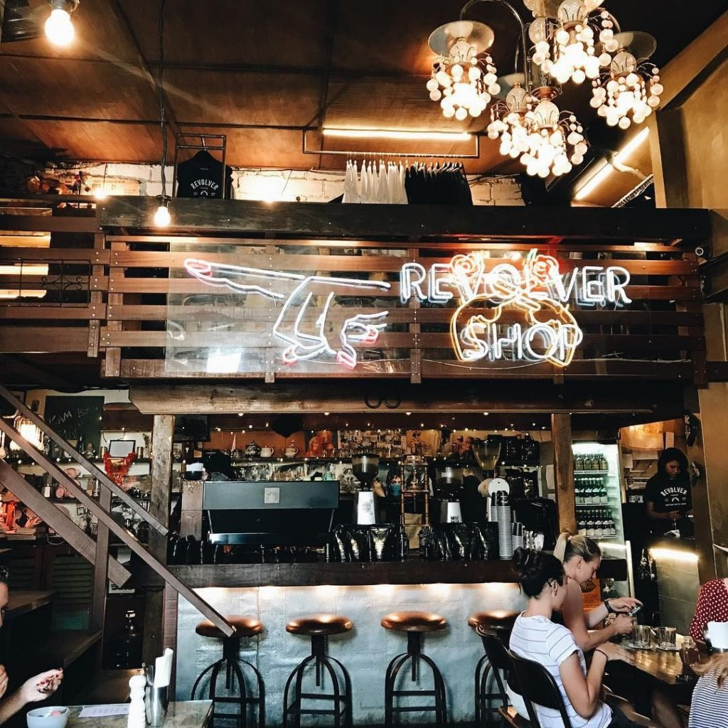 cafe bali; Revolver Espresso @muhammadfattah