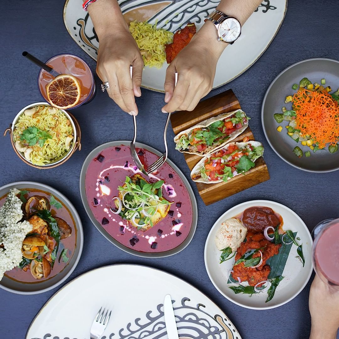 Seminyak Restaurants: Sarong Restaurant in Bali by @sarongrestaurant