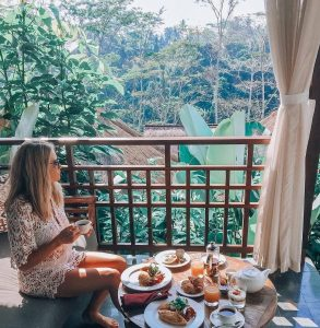 Ubud Hotels: Tejaprana Resort & Spa by @tejapranaresort
