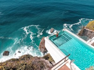 Bali Resorts: The Edge Bali Resort by @thibaultgarcia