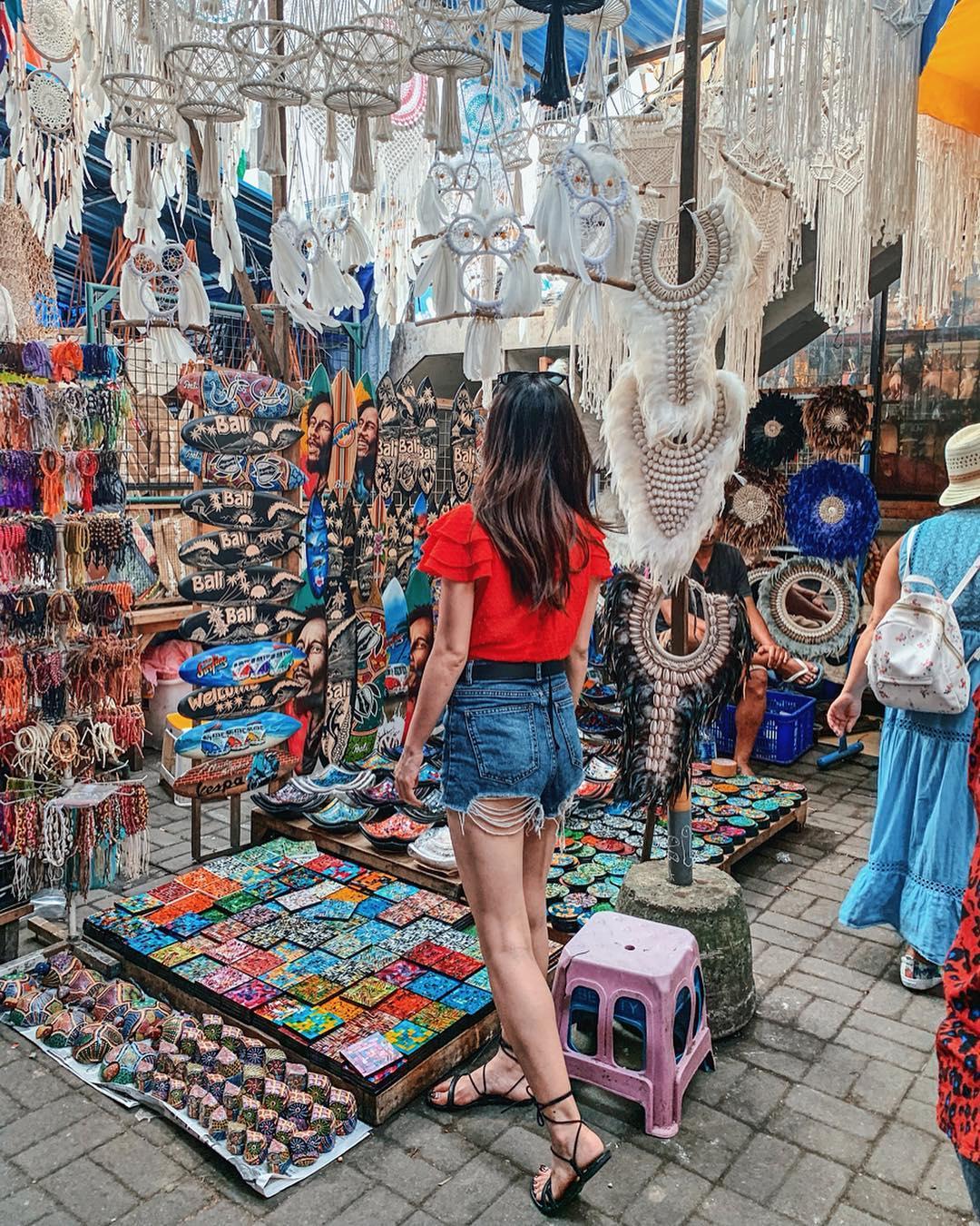 Ubud Art Market - IG @nienie_foo
