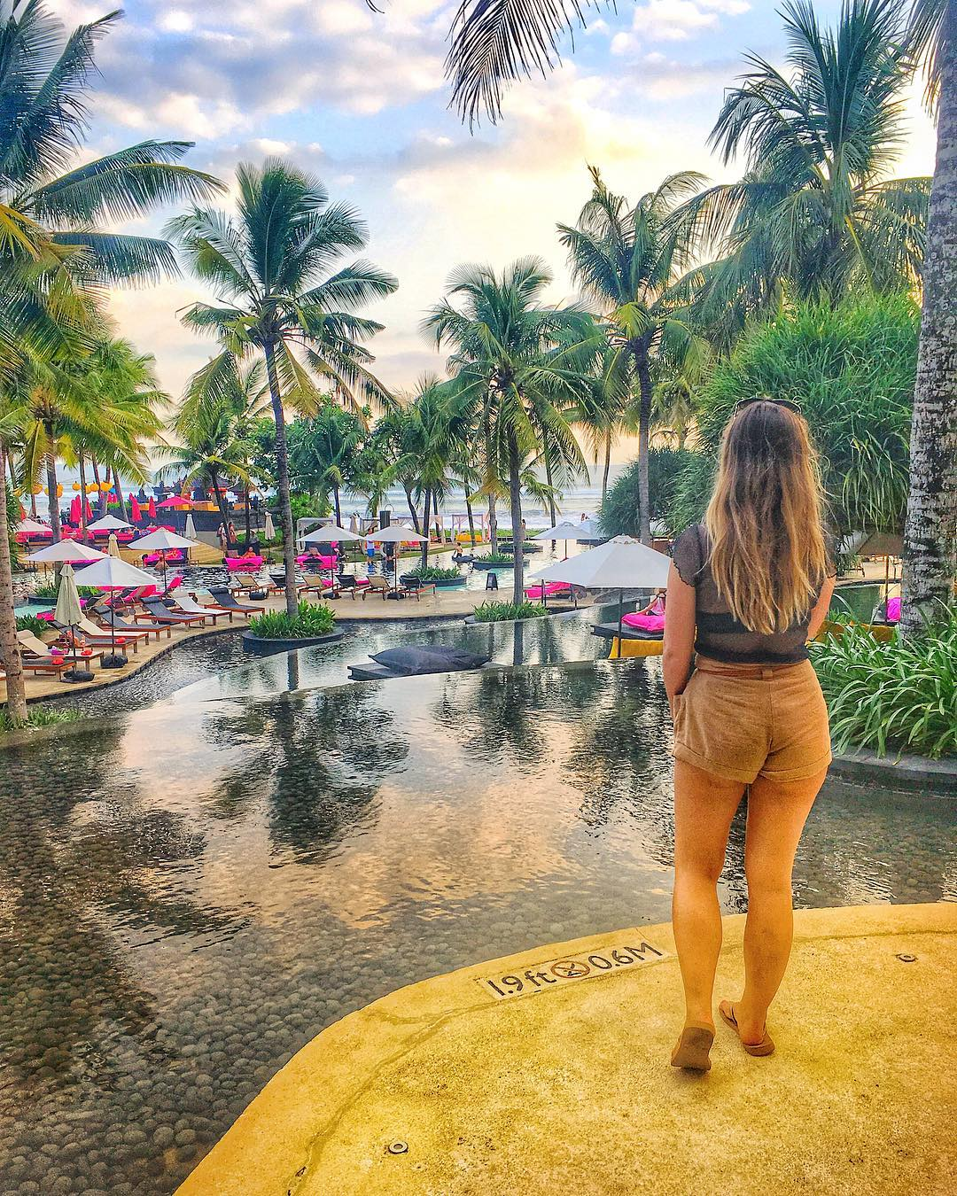 Seminyaak Hotels: W Hotel Seminyak by @abigailwoodleyxo