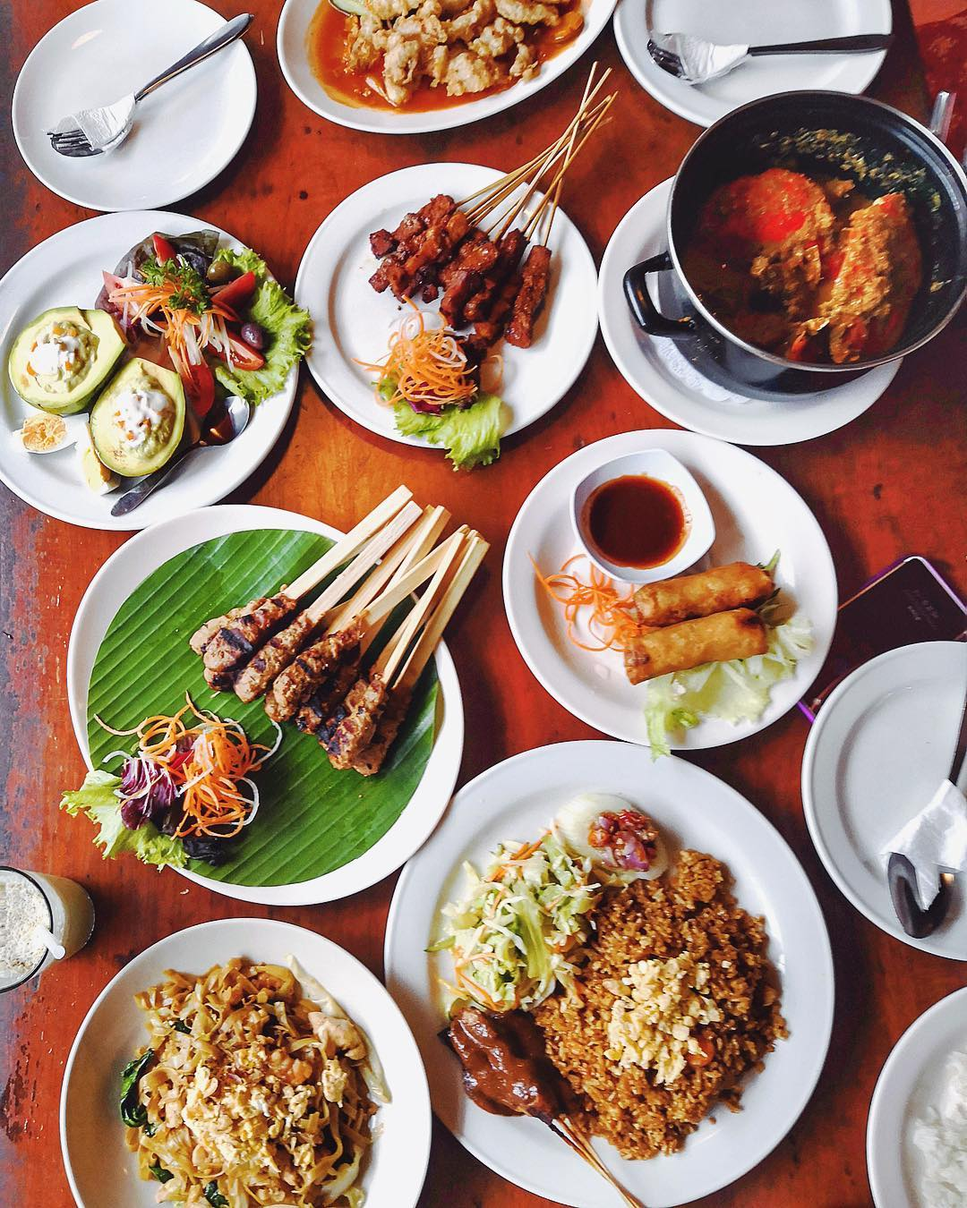 Seminyak Restaurants: Warung Made Seminyak by @ulrikkelocke