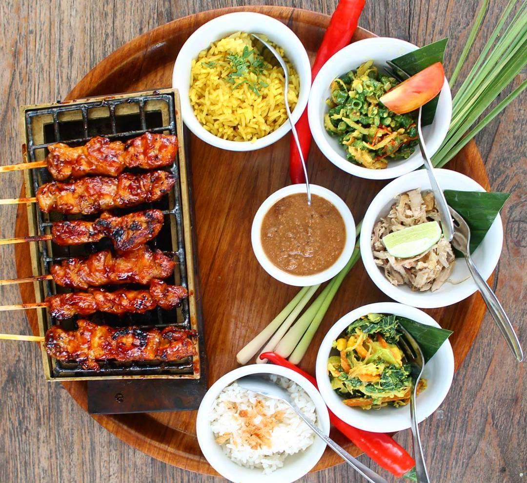 Seminyak Restaurants: Warung Nia Seminyak by @wandalilavanti