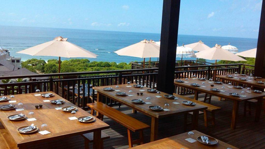 nusa dua restaurants; Bejana Restaurant @isnandjauhari