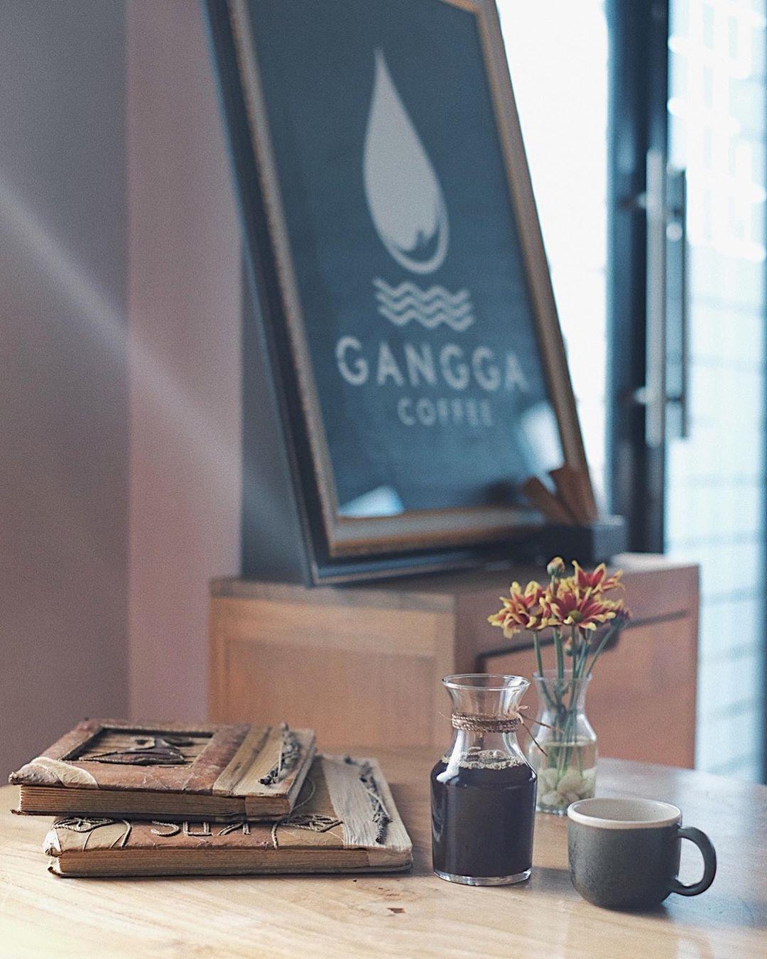 Gangga Coffee by @ganggacoffeegallery