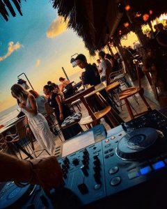 Bars in Canggu: JI Terrace by The Sea by @jirestaurantbali