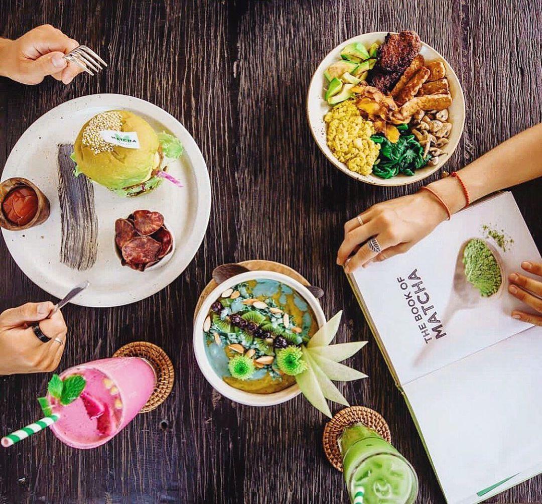 Canggu Cafe: Matcha Cafe by @matchacafebali