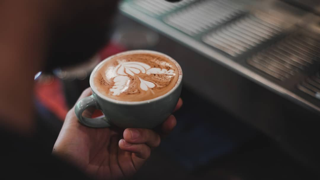 Monkey Cave Espresso by @monkeycaveubud