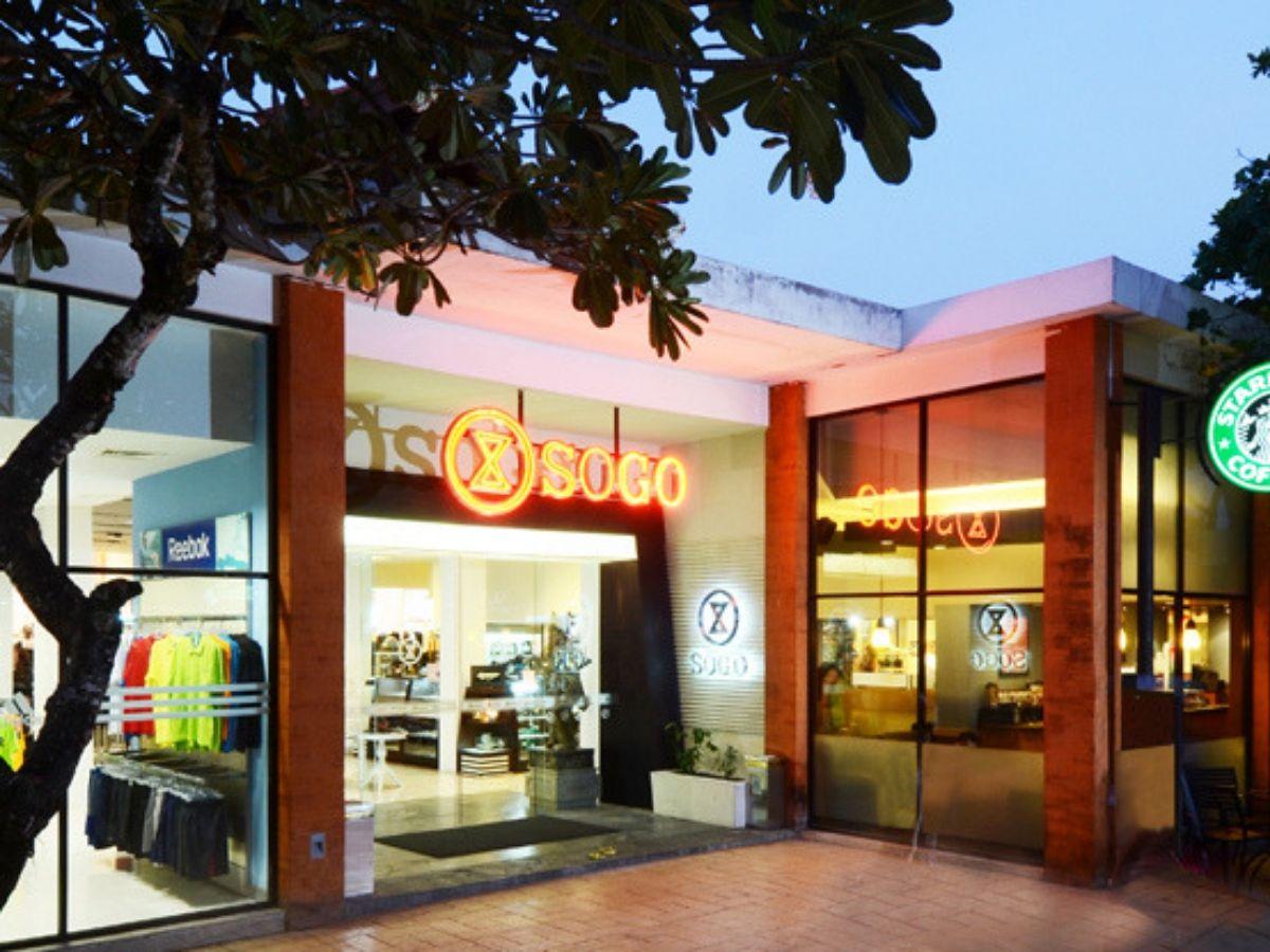 Nusa Dua Shopping: SOGO Department Store Bali by www.sogo.co.id