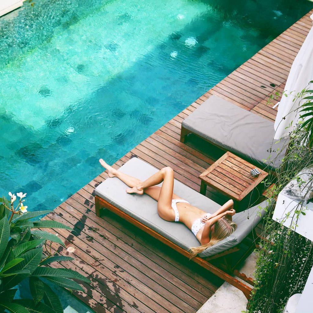 Villas in Kuta - IG @antaravillabali