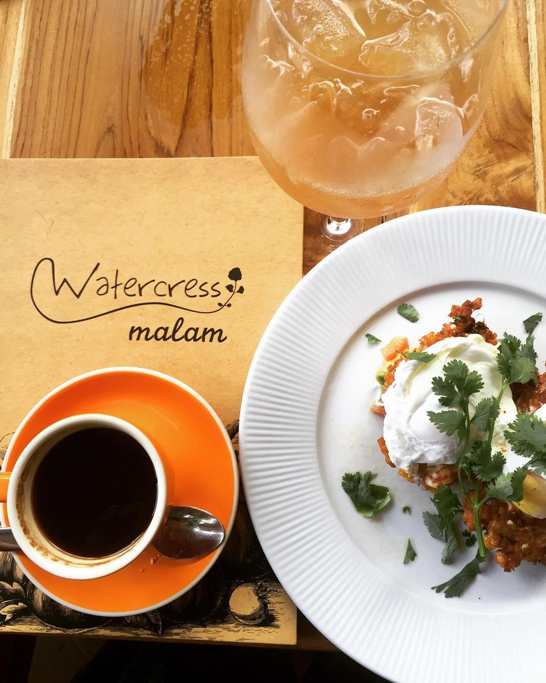 Watercress Ubud by @greenwaycoffee