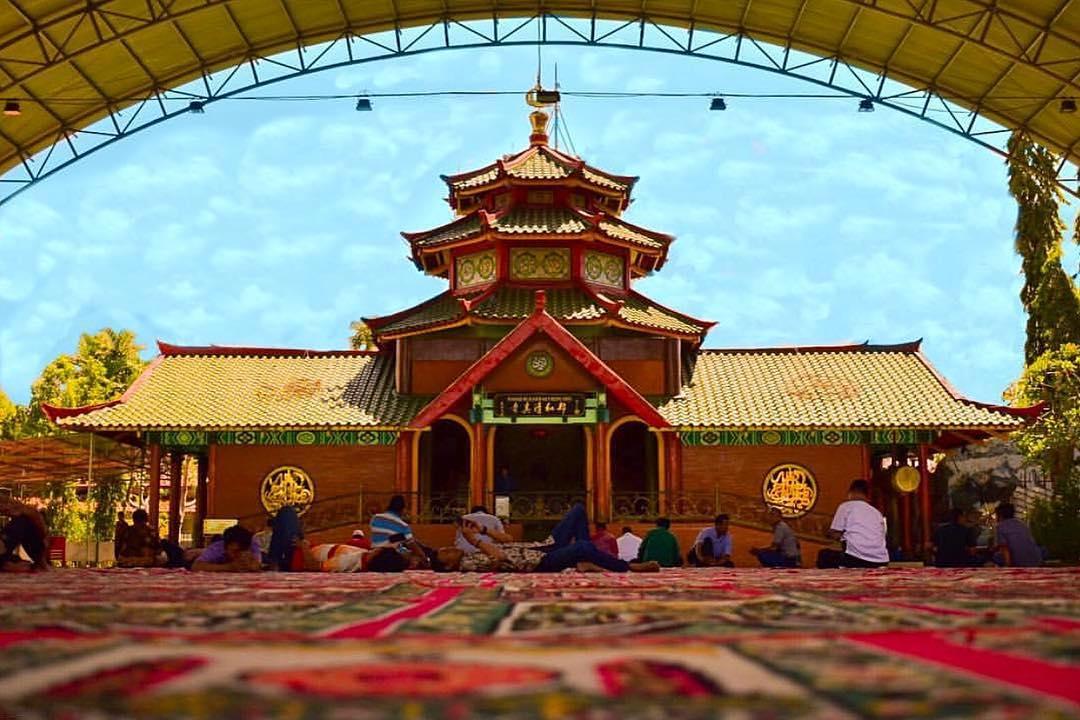 Cheng Hoo Mosque - IG @kentlimx