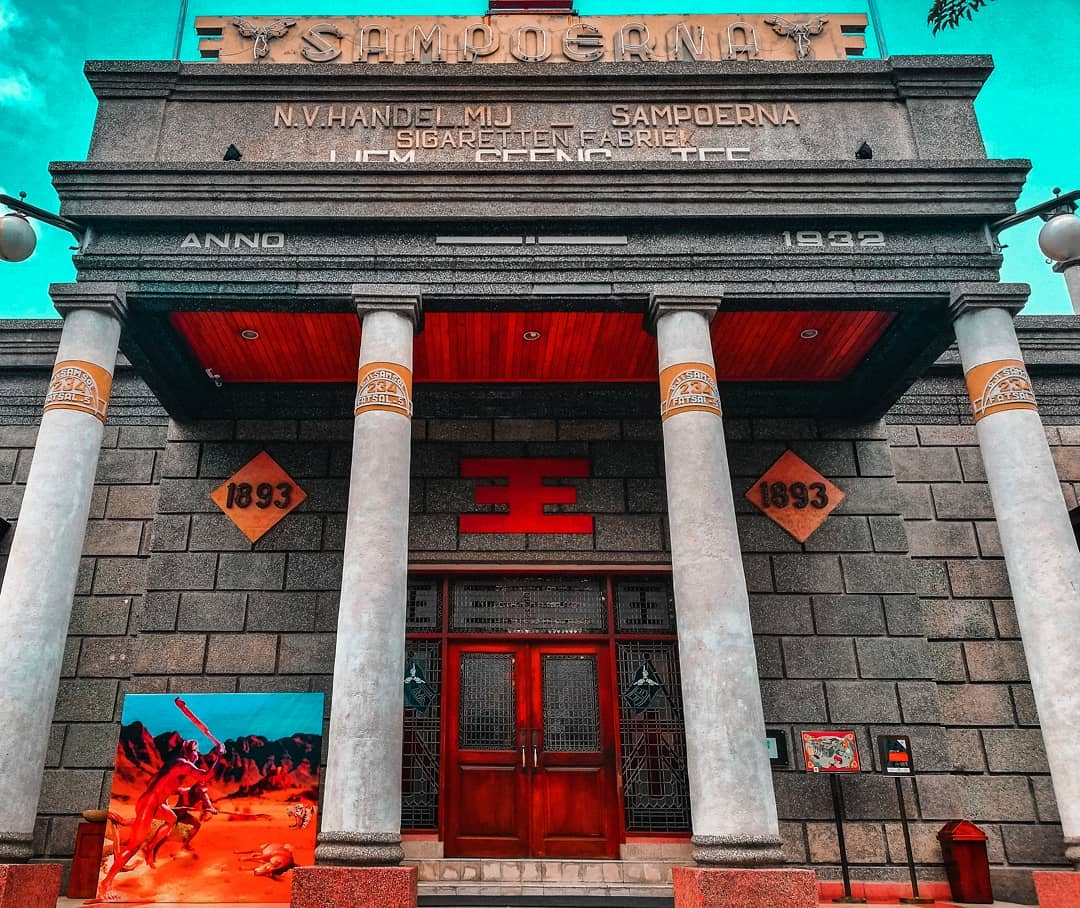 House of Sampoerna - IG @fikriarfandia