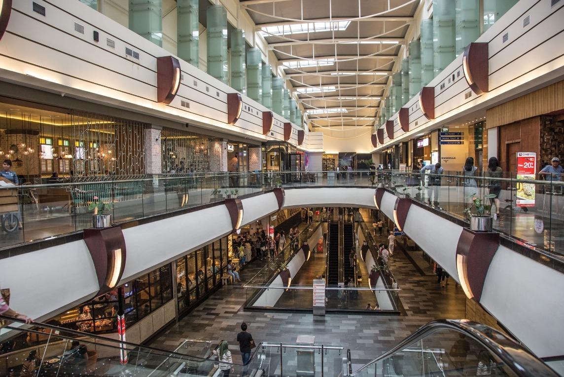 shopping in Jakarta