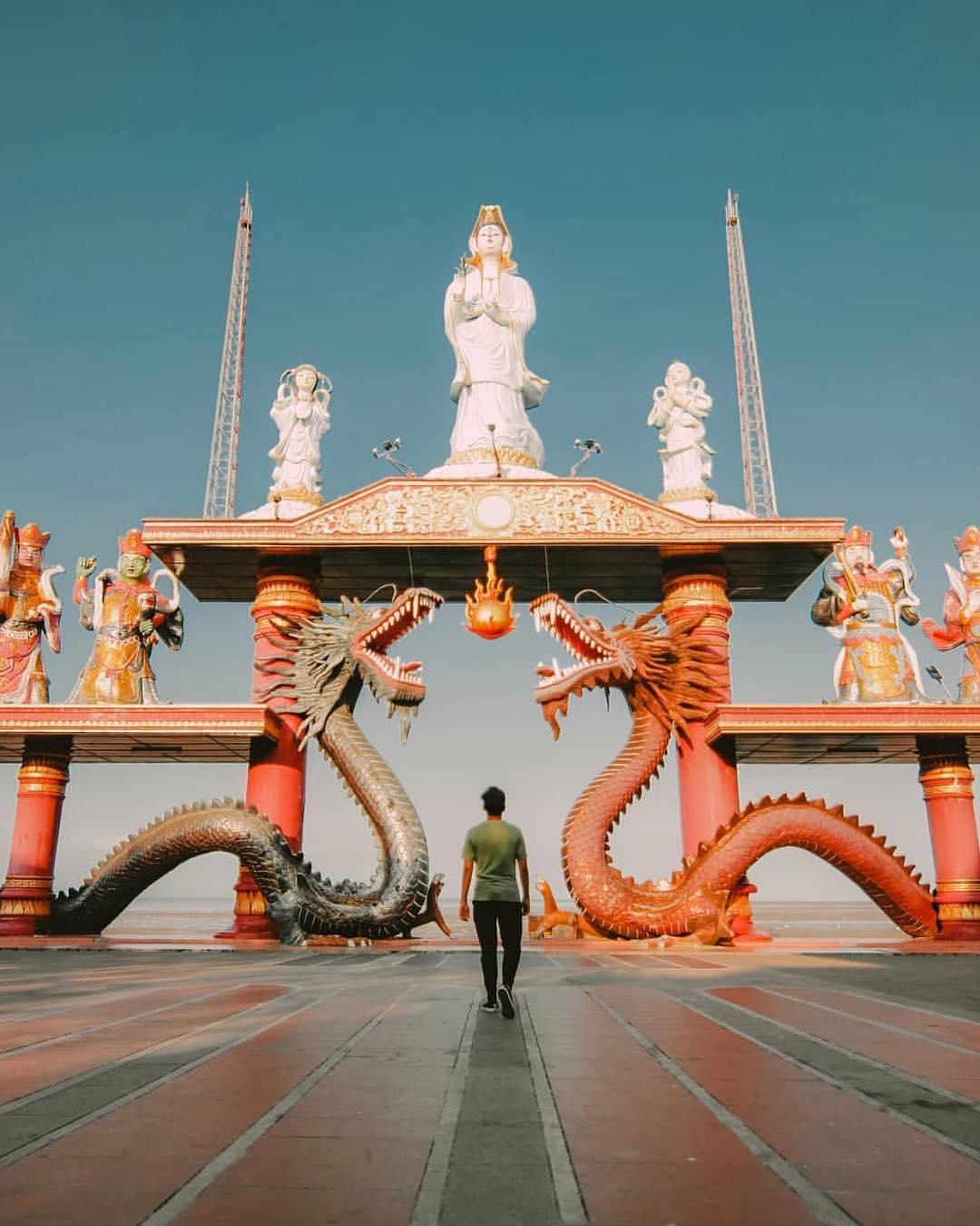 Sanggar Agung Temple - IG @gigihprayogo_