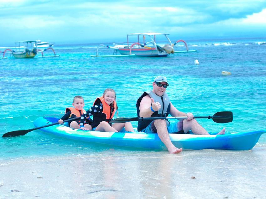 Bali Hai Cruise To Nusa Lembongan With Diving Experience