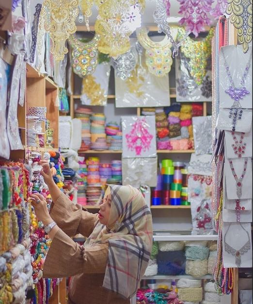 markets in jakarta