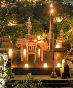 dinner in lombok