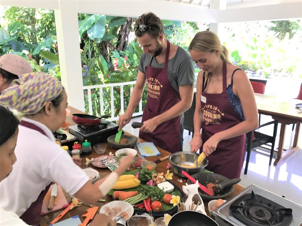 lombok cooking class