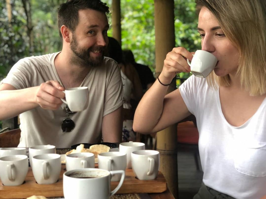 luwak coffee tasting